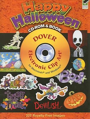 Happy Halloween By Dover (COR)